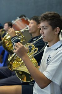 Music - Senior Concert Band Festival