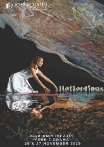 Reflections - Year 7 Drama @ John Curtin College of the Arts