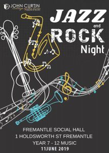 An Evening of Jazz and Rock - Music @ Fremantle Social Hall