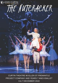 The Nutcracker - Project Company and Year 7 and 8 Ballet @ Curtin Theatre