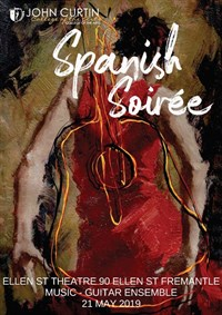 Spanish Soiree - Guitar and Vocal Music Performance @ Ellen Street Theatre