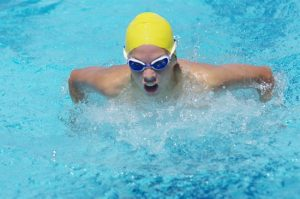 College swimming carnival