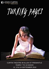 Turning Pages - Years 9 - 12 Dance @ Curtin Theatre