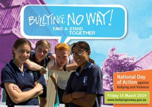 Bullying No Way Day @ John Curtin College of the Arts